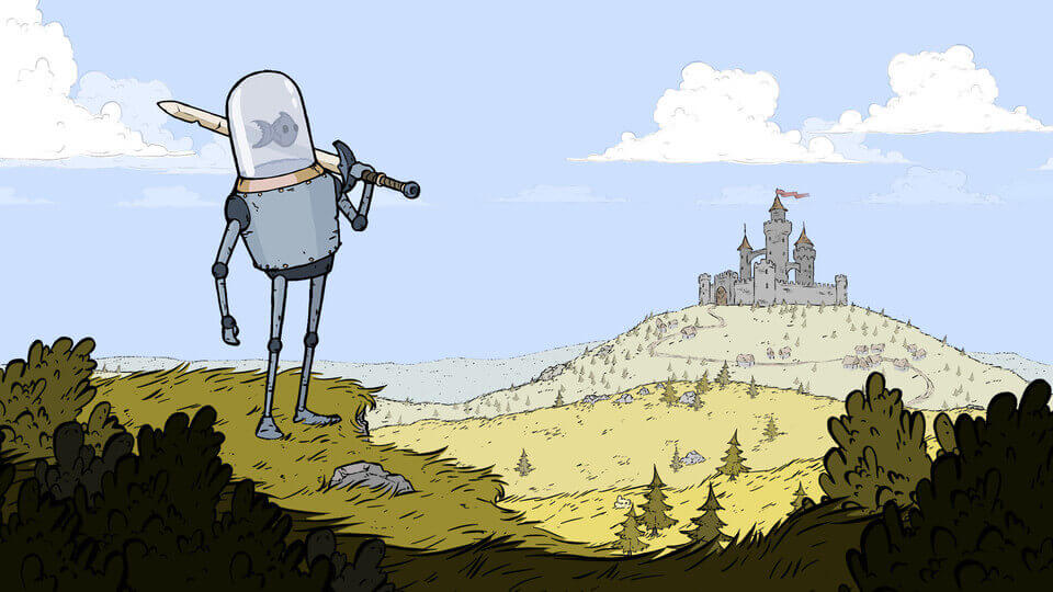 Feudal Alloy Coming To Steam, And Nintendo Switch On 17th January