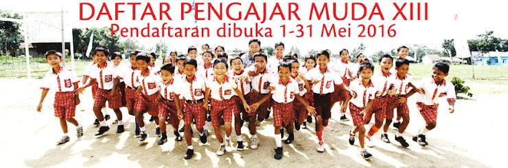 Daftar Pengajar Muda XIII