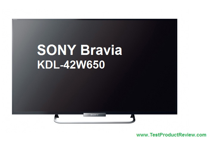 Sony Bravia KDL-42W650 TV