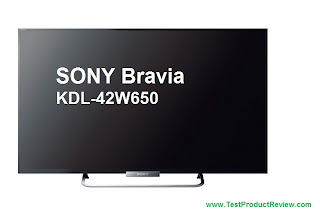 Sony Bravia KDL-42W650A review