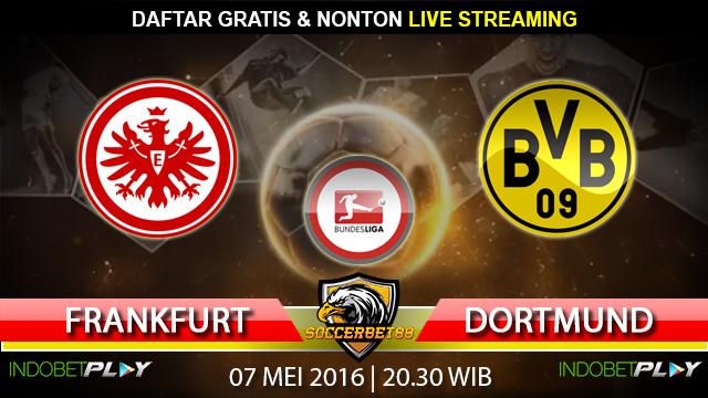 Prediksi Frankfurt vs Dortmund 07 Mei 2016 (Liga Jerman)