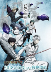 Anime Tokyo Ghoul:re