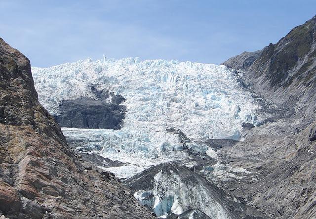 Dia 7: Excursió al Franz Josef Glacier