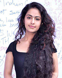 Actress Avika Gor