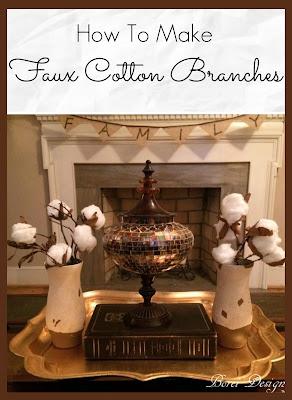 attaching-cotton-stems-diy-tutorial-crafts-how-to-make-fake-raw-cotton-home-decor-upcycled-recycled
