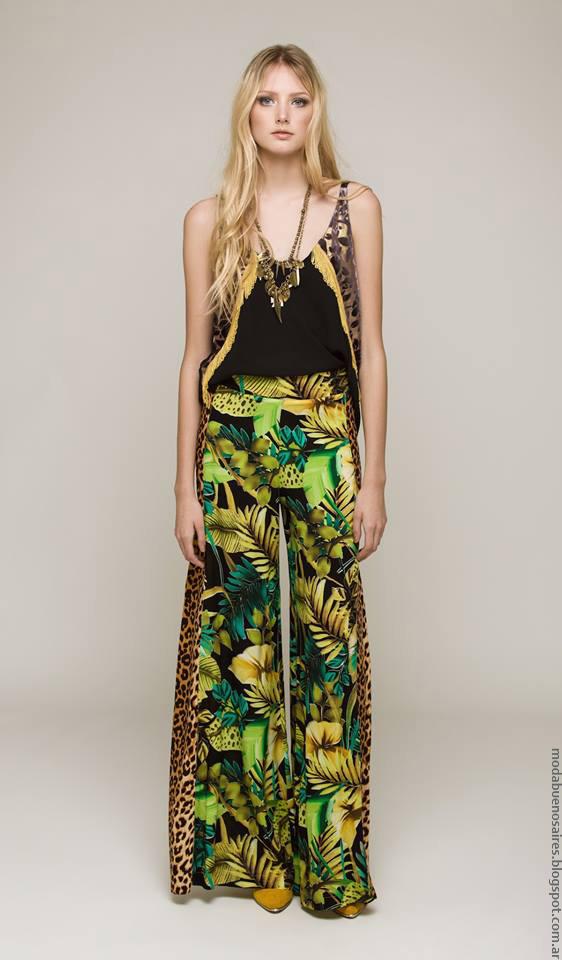 Moda primavera verano 2017 ropa de moda 2017.