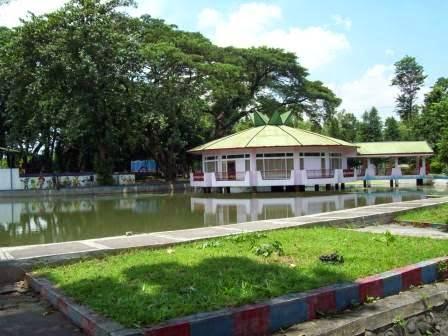 taman wisata air ngembag : tempat wisata di ponorogo