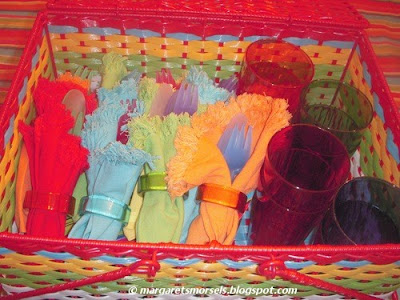 Margaret's Morsels | Labor Day Picnic