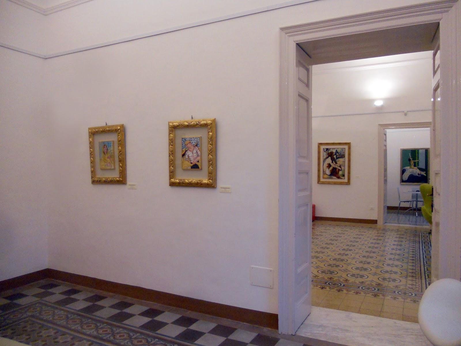 collaterarte: Galleria Edonè: conversazione con G.Bosco