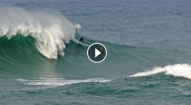 Surfers Juan Merodio y  Guillermo Gutiérrez Video sesión Libre de quot LA VACA quot by Fuel