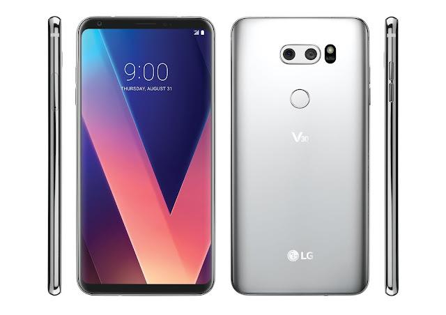 Đã có hình ảnh của LG V30: tuyệt phẩm smartphone của LG