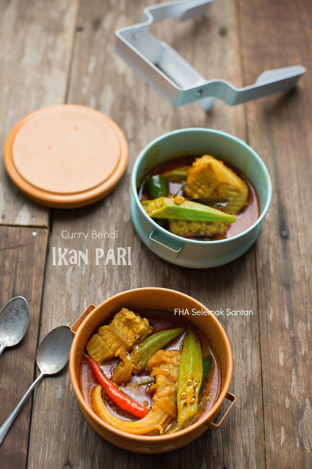 Resepi Ikan Pari Masak Kari Simple ~ Resep Masakan Khas