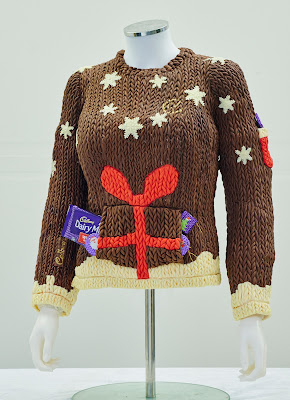 Cadbury Christmas Jumper