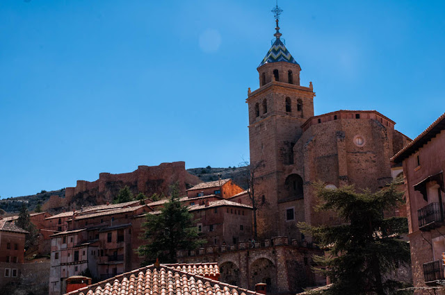 Catedral Albarracín