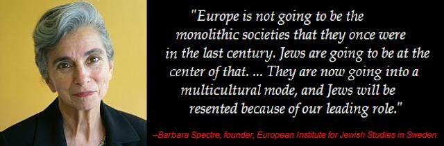 barbara%2Bspectre%2Bquote Anti Semitism #ALT