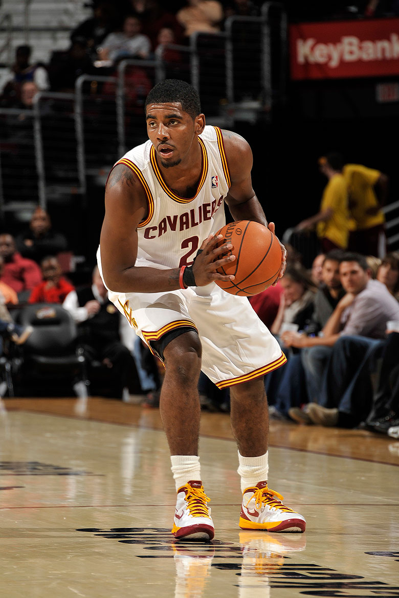 88b01e156a2 LOGO WATCH LAKEshow...KYRIE for MAYOR of CUYAHOGA County Ohio comes back  just in time to get in on the