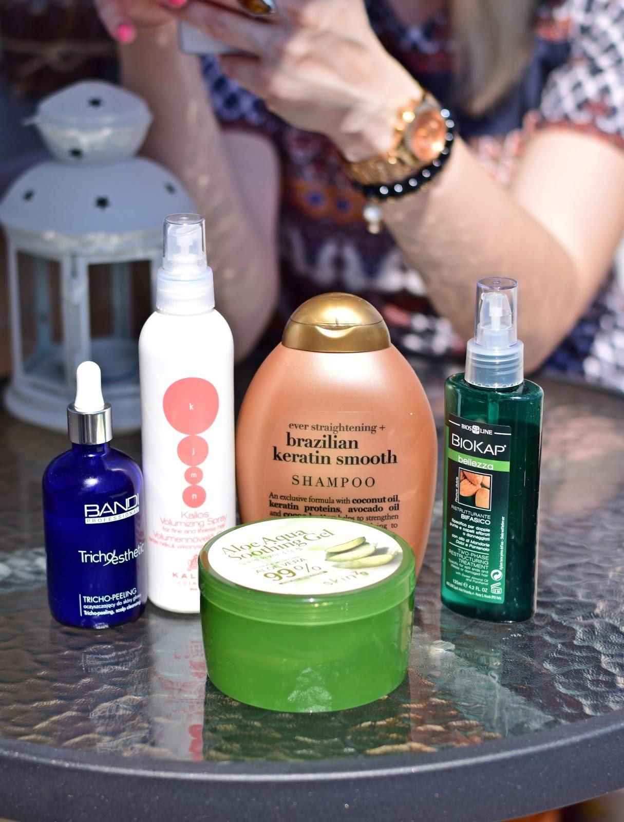 Niedziela dla włosów | Pielęgnacja skóry głowy i pierwsze wrażenie szamponu Organix