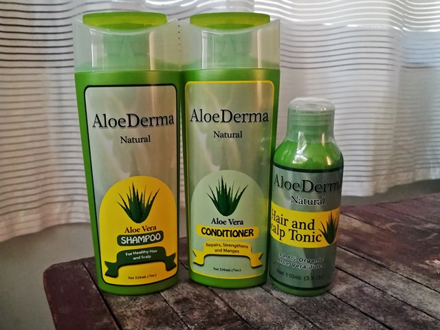 aloederma set