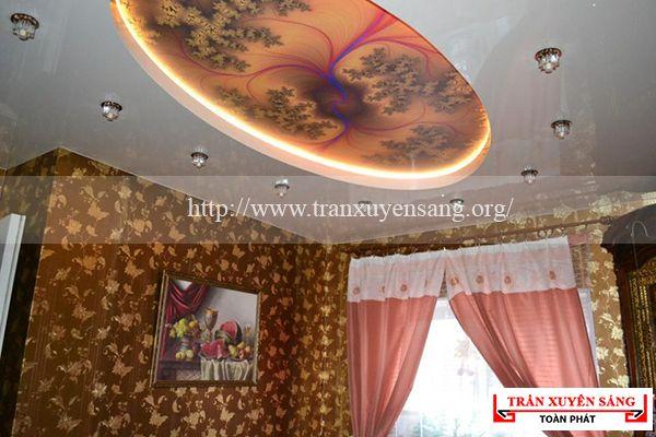 Mẫu trần phòng ngủ cổ điển 4
