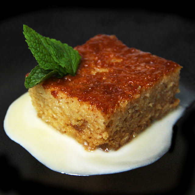 13 African Recipes: Young Idealistic Baker: South African Malva Pudding And An