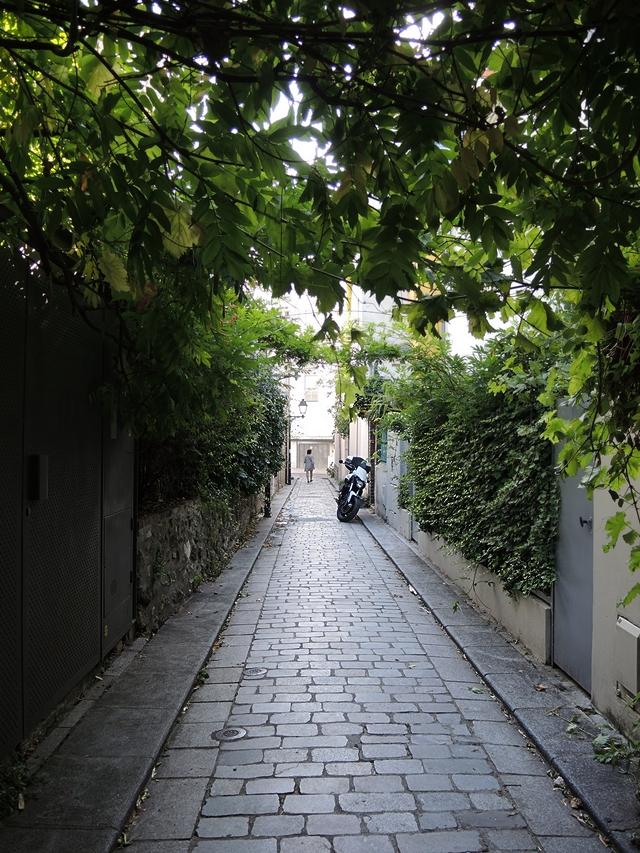 Passage Bourgoin  in het 13de arrondissement