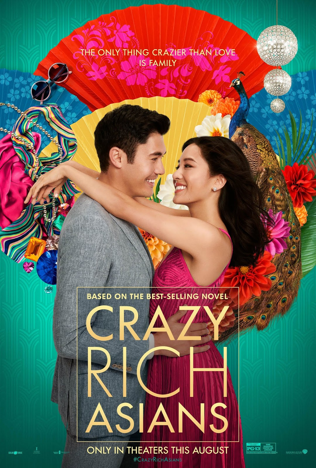 The Story Behind 'Crazy Rich Asians' by author, Kevin Kwan
