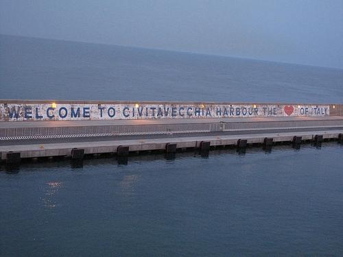 Crucering civitavecchia - Cruise port rome civitavecchia ...