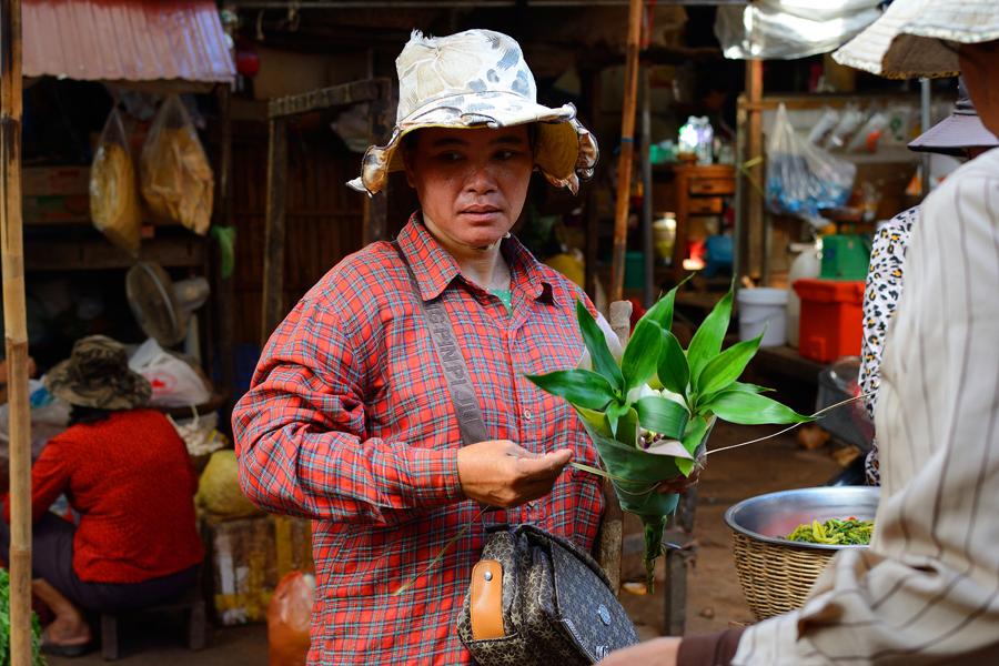 Siem Reap w Kambodży
