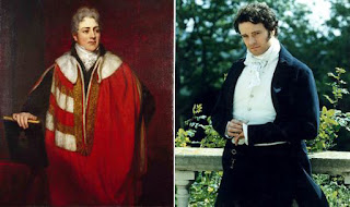 John Parker, 1st Earl of Morley                     Colin Firth as Mr. Darcy, BBC