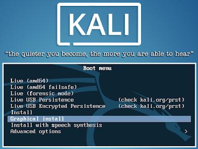 VMware Workstation ile Kali Linux 2016 Kurulumu