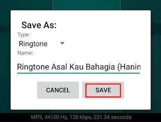 Cara Membuat Ringtone di Android - 5