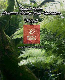 Kemah Ceria DAS Garang Bersama Mercy Corps Indonesia