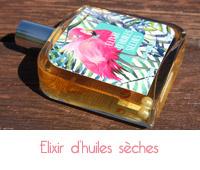 elixir huile seche
