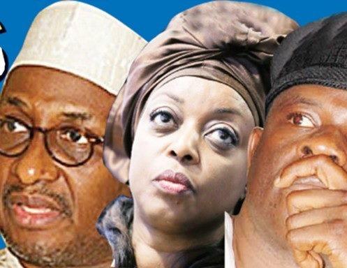 Buhari Set To Extradite Obanikoro, Mu'azu, Diezani, Others