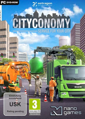 CITYCONOMY Service For Your City PC Full Español