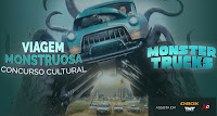 Concurso Monster Trucks Viagem Monstruosa
