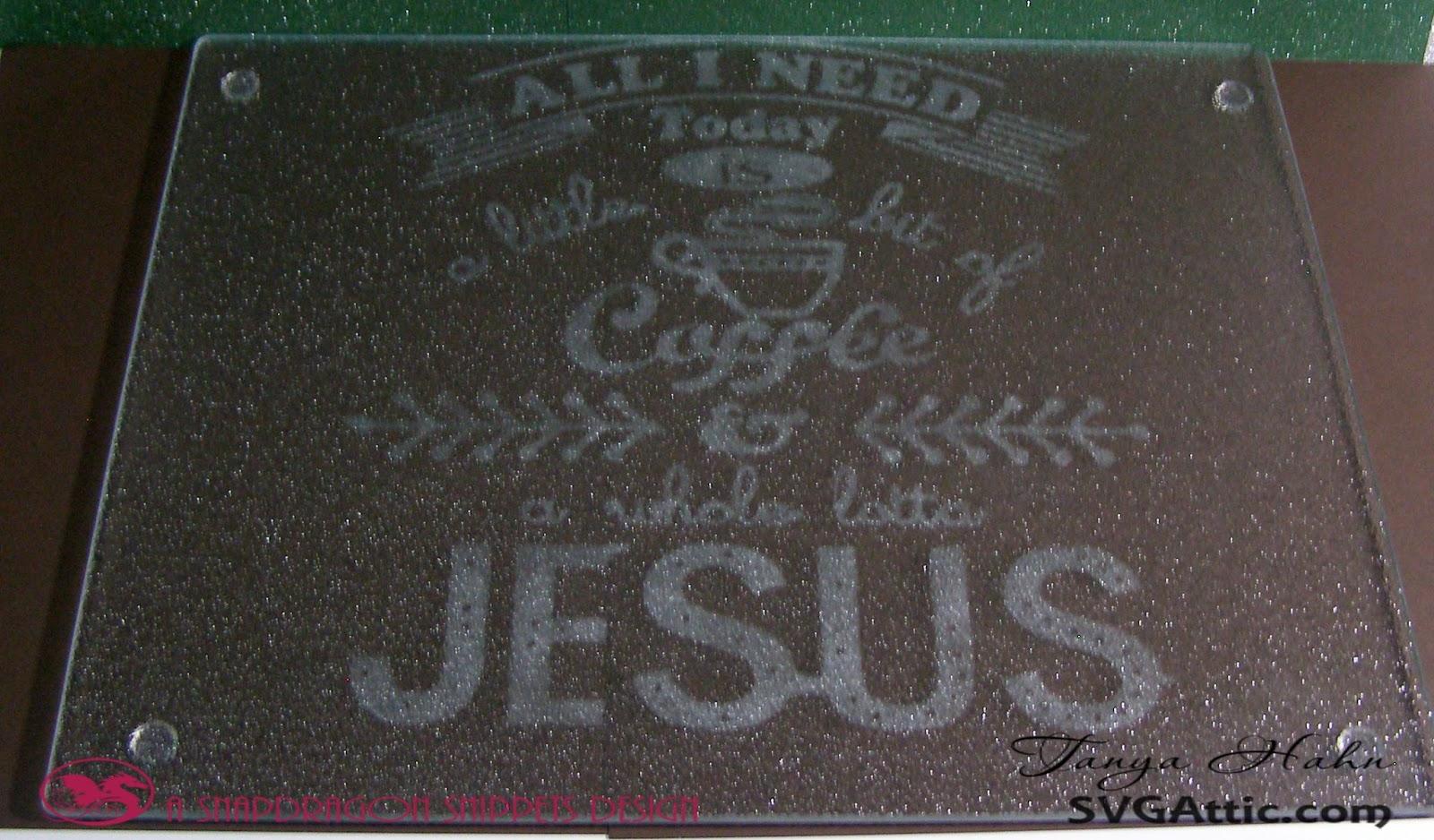 Svg Attic Blog Jesus Amp Coffee