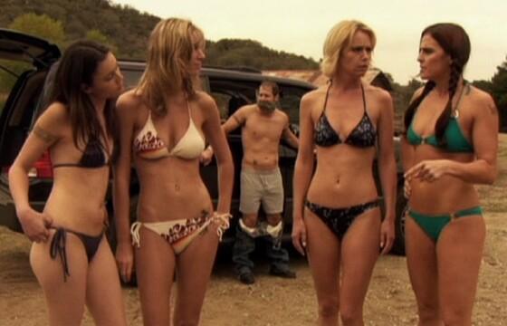 Sex videos bikini chain gang video