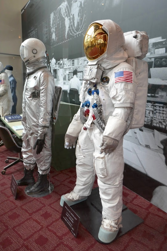 Neil Armstrong First Man spacesuits