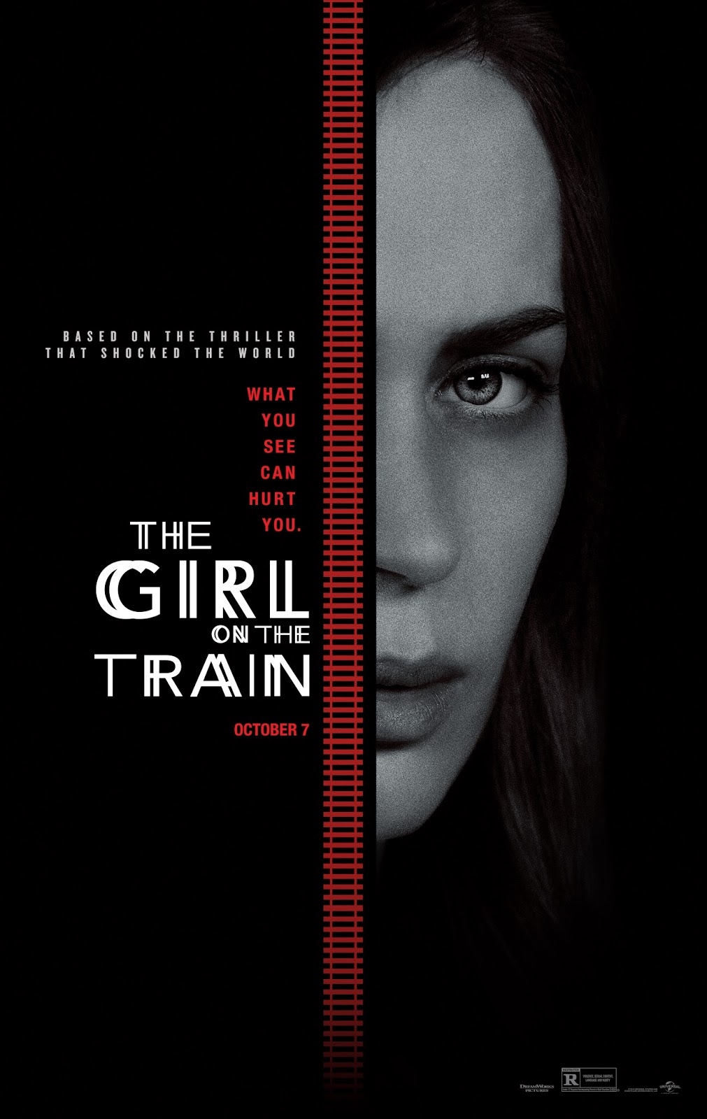 Movie & Giveaway: The Girl On The Train