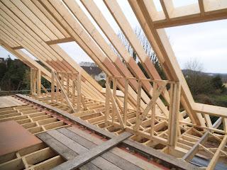 Tető hőszigetelés télikert építés