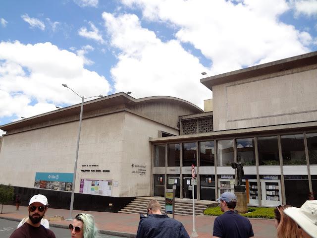 コロンビアのミュージアムやアートについて