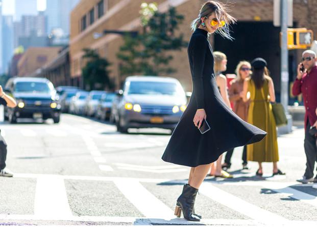Street Style Otoño 2016