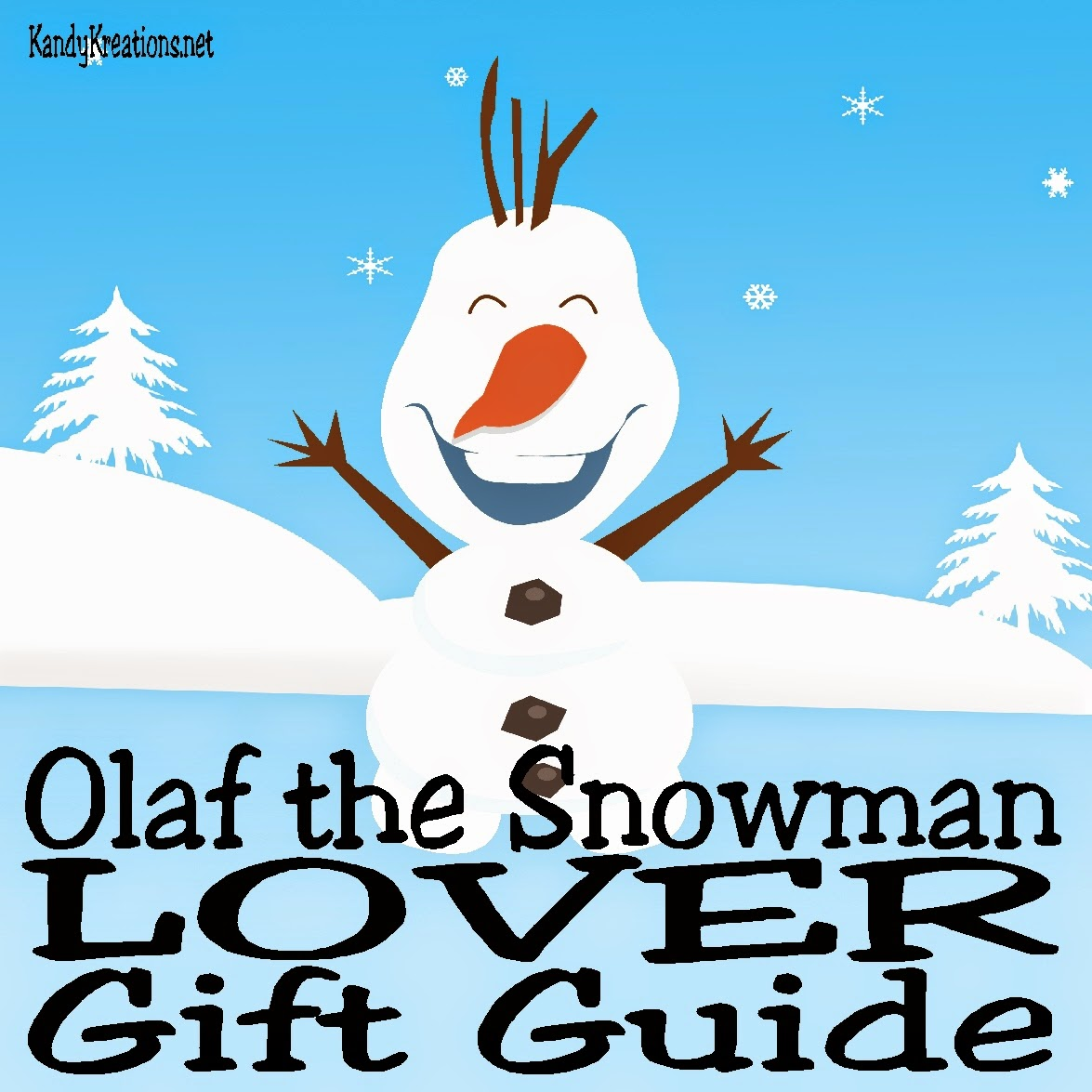 So you know someone who knows every Olaf the Snowman quote by heart? They want to build a snowman every day? Then this gift guide is for you. Here are some of the most unique and fun Olaf the Snowman gifts.