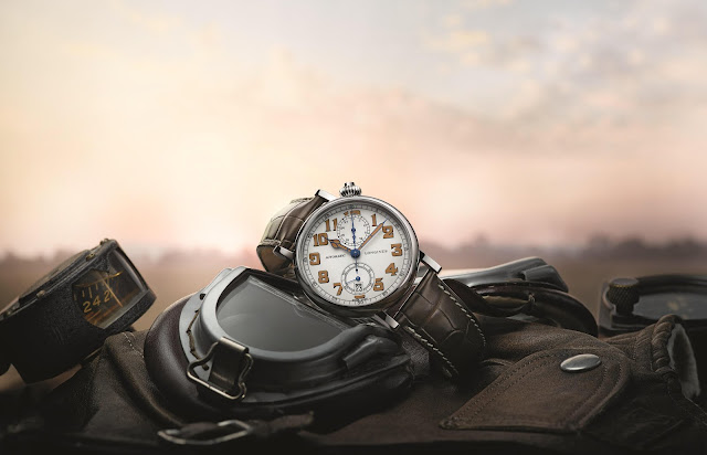 Longines Avigation Watch Type A-7 1935 general
