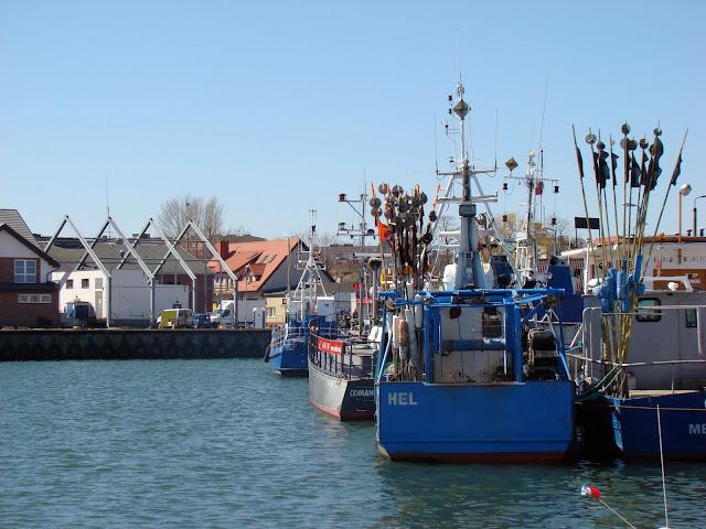 Władysławowo - port