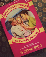 sweet valley twins # 16 created by francine pascal