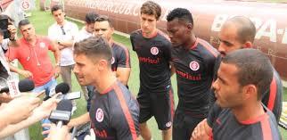 BRASILEIRÃO: Jogadores do Inter reiteram desejo de não ter rodada e aceitam rebaixamento