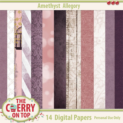 Amethyst Allegory Papers