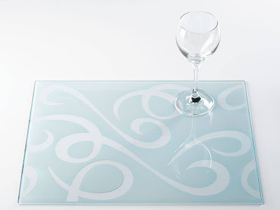 Tabletop glass
